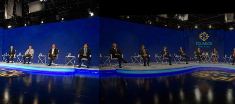 Debate presidencial: dos modelos económicos