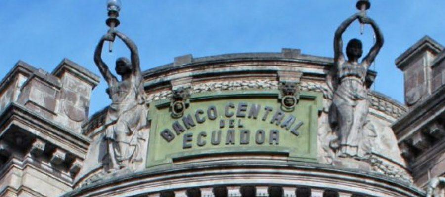 El Banco Central del Ecuador