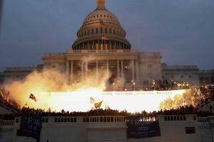 Responsables del asalto al Capitolio
