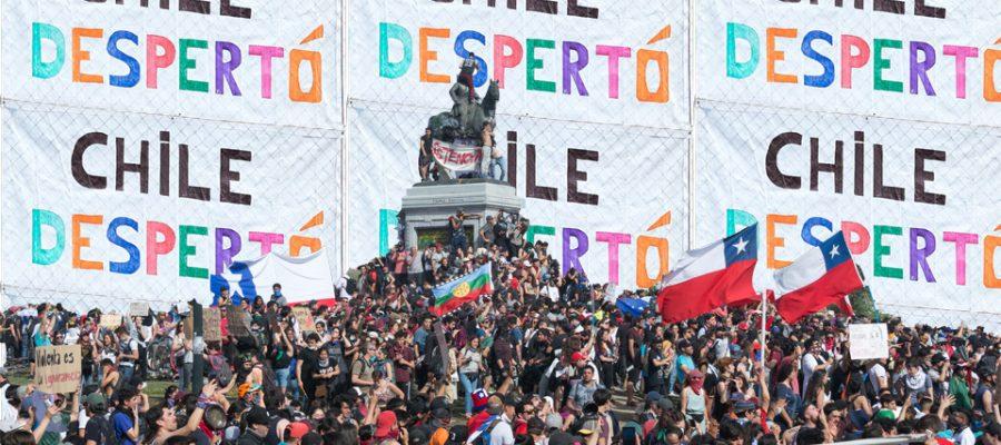 Chile despertó: la rebelión en imágenes