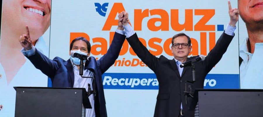 Tres poderosas razones para apoyar a Arauz-Rabascall