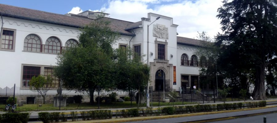 Las fuerzas oscuras y la Casa de la Cultura Ecuatoriana