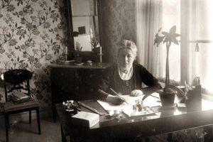 La primera Nobel de Literatura