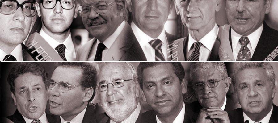 El «neoliberalismo» en Ecuador