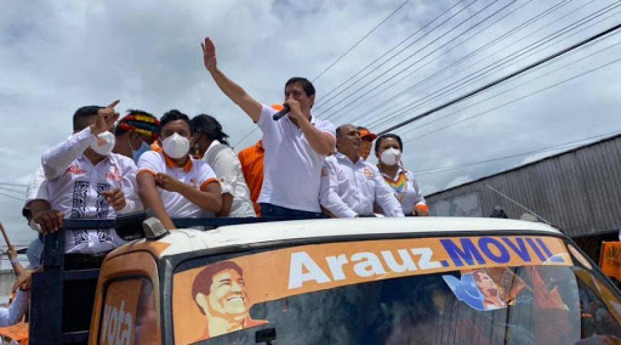 Andrés Arauz y los vientos del páramo