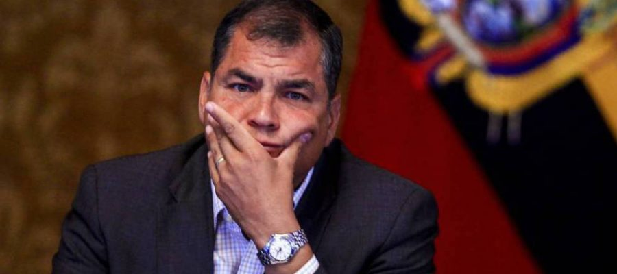 No se trata de Correa