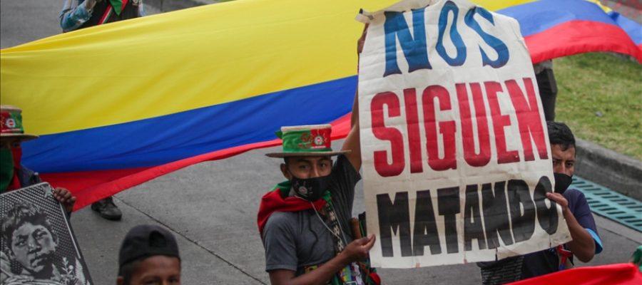 Colombia: la guerra sin utopías