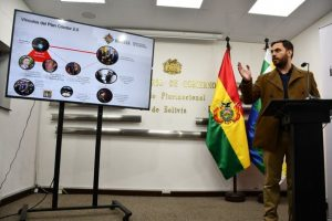 Investigan préstamo de armamento ecuatoriano a Bolivia