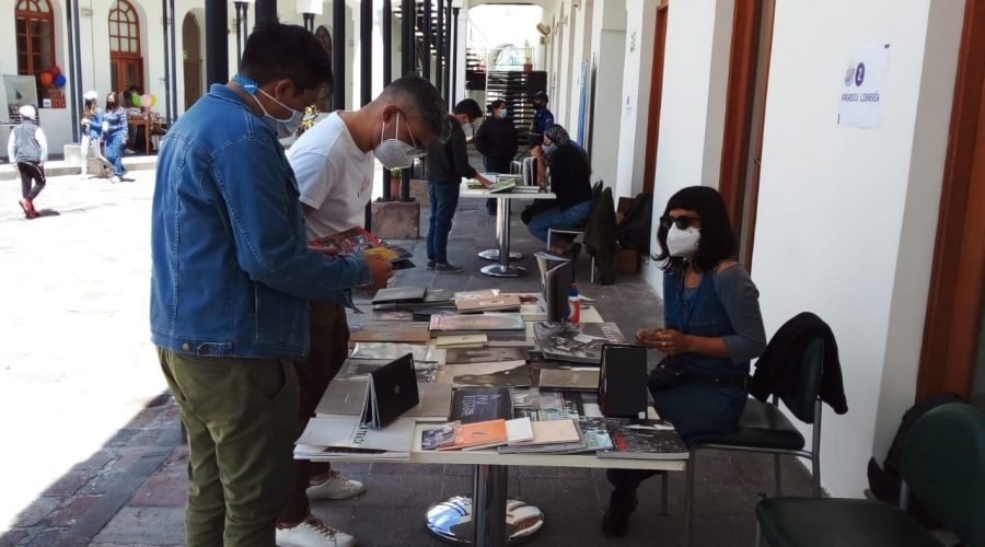 Bazar de Libros en el CAC