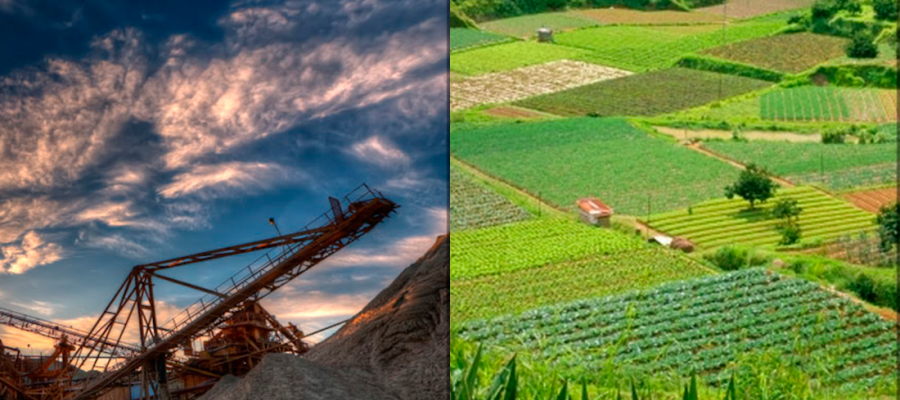 Recursos naturales: fuente de recuperación económica