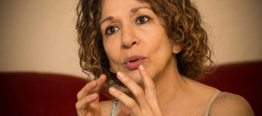 Rossana Iturralde: recrear la condición humana