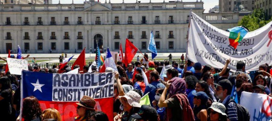 Chile, el difícil camino hacia la nueva Constitución