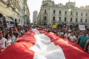 Perú, vendaval a la vista