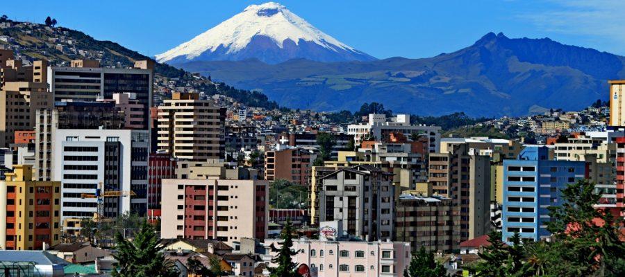 Quito: vivir en la ciudad.
