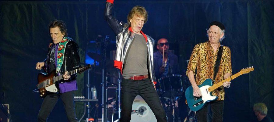 Concierto fúnebre inicia gira de los Rolling Stones