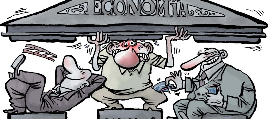 El cambio neoliberal