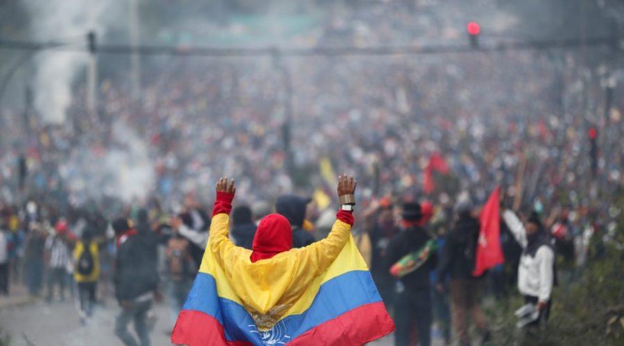 Ecuador: vuelta al pasado