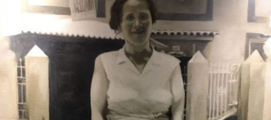 Nora, mi madre