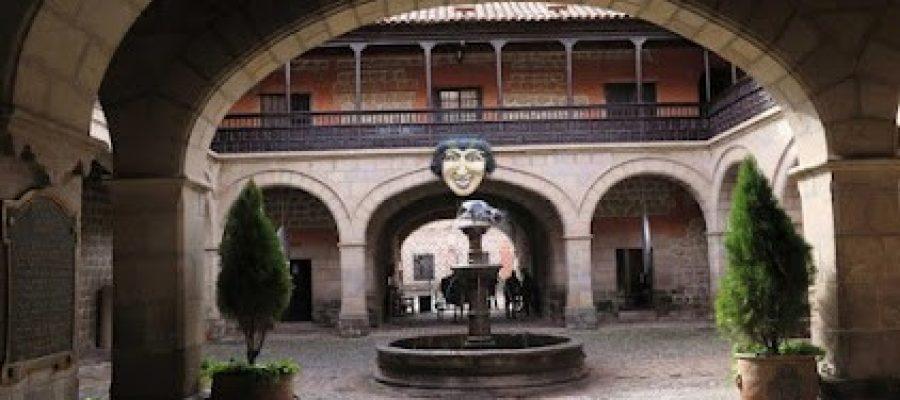 La casa de la Moneda, un espacio mágico